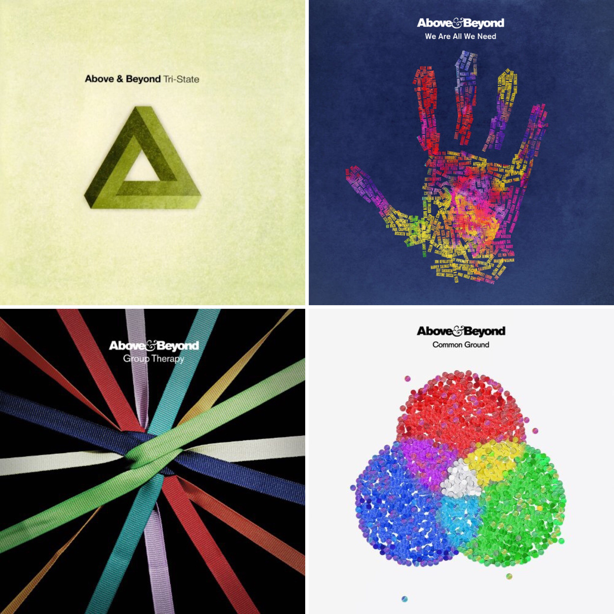 above and beyond group therapy album download